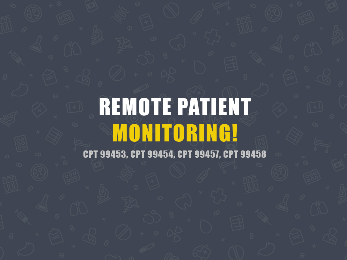 Remote Patient Monitoring in 2021. Reimbursement Codes you Should Know by Heart